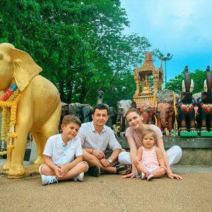 Семейный отдых на Пхукете