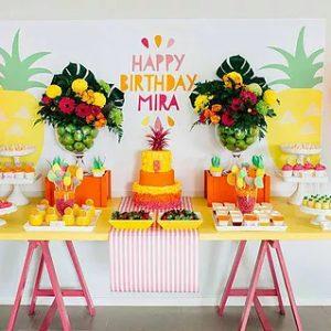 10 идей для красочного дня рождения