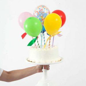 10 идей топперов для торта
