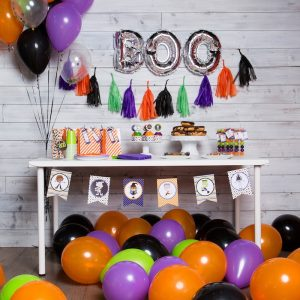 Сладкий стол на Halloween