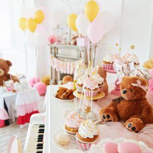 Секреты стильного детского праздника