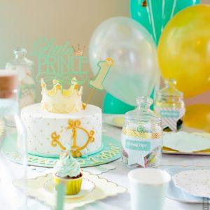 Праздник в стиле Маленький принц Meri Meri