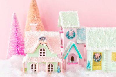 Новогодние домики