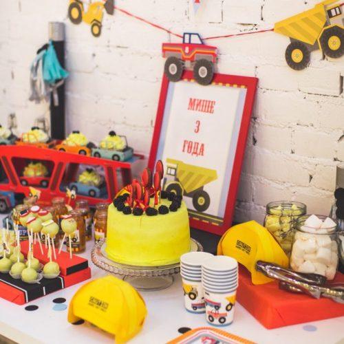 Big Rig Party для Миши