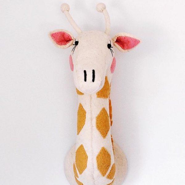 Декоративная голова Жирафа