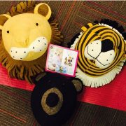 Декоративные головы Льва, Медведя, Тигра