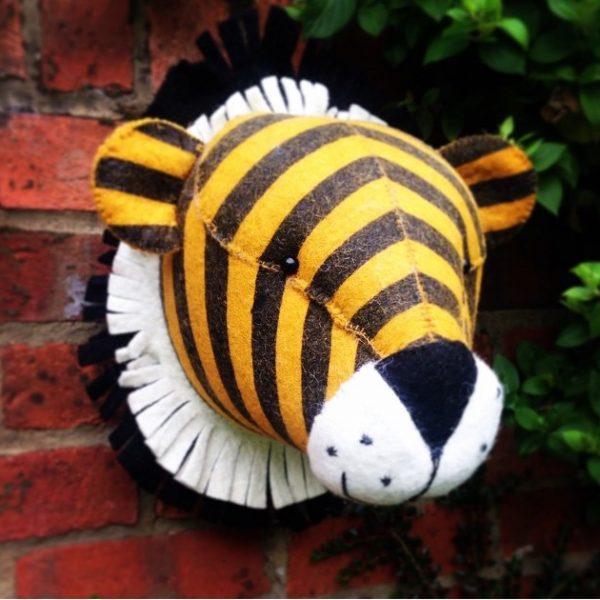 Тигр полосатый