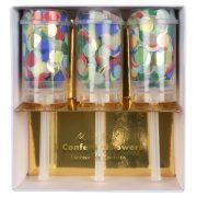Хлопушки с цветным конфетти 3шт. от Meri Meri