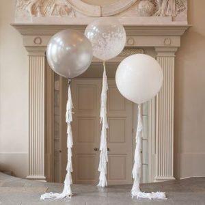 Сеты из метровых шаров