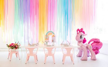 My Little Pony Party in LA
